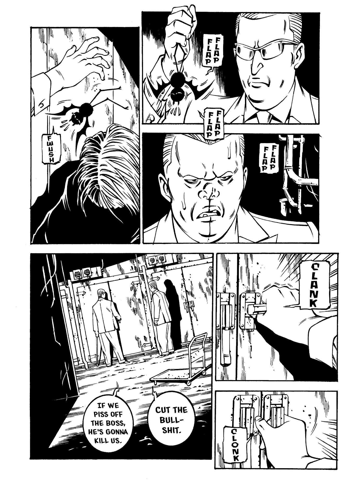 Deathco Chapter 13: The Playground (3) page 10 - Mangakakalots.com