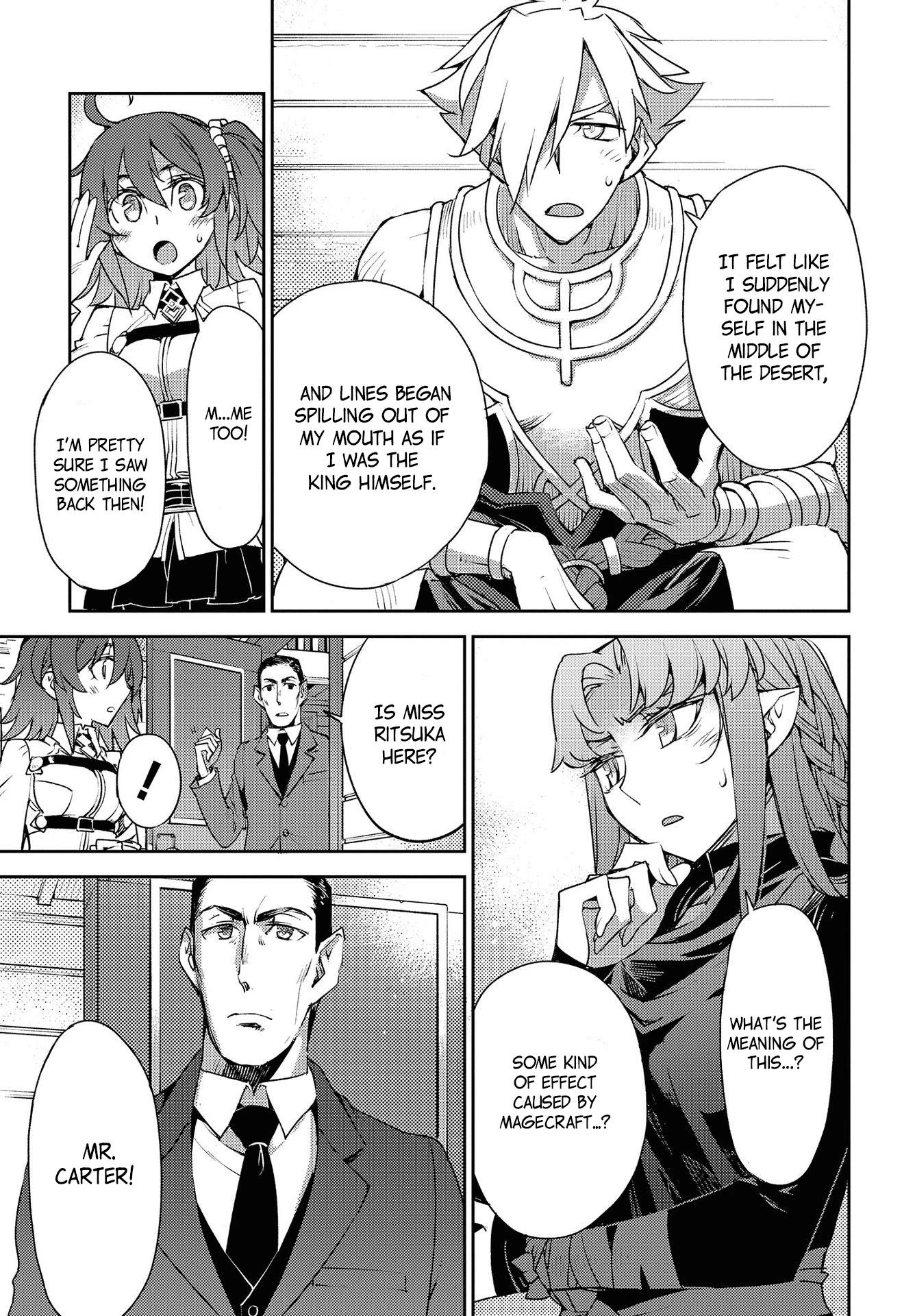 Fate/grand Order: Epic Of Remnant - Subspecies Singularity Iv: Taboo Advent Salem: Salem Of Heresy Chapter 8: Unknot: Before Dawn 7 page 5 - Mangakakalots.com