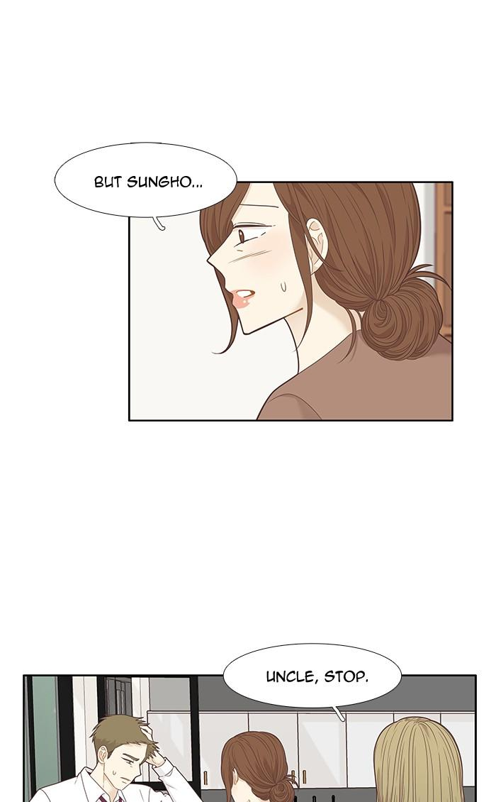 Girl's World Chapter 210: 210 - Different Dreams (2) page 19 - Mangakakalots.com