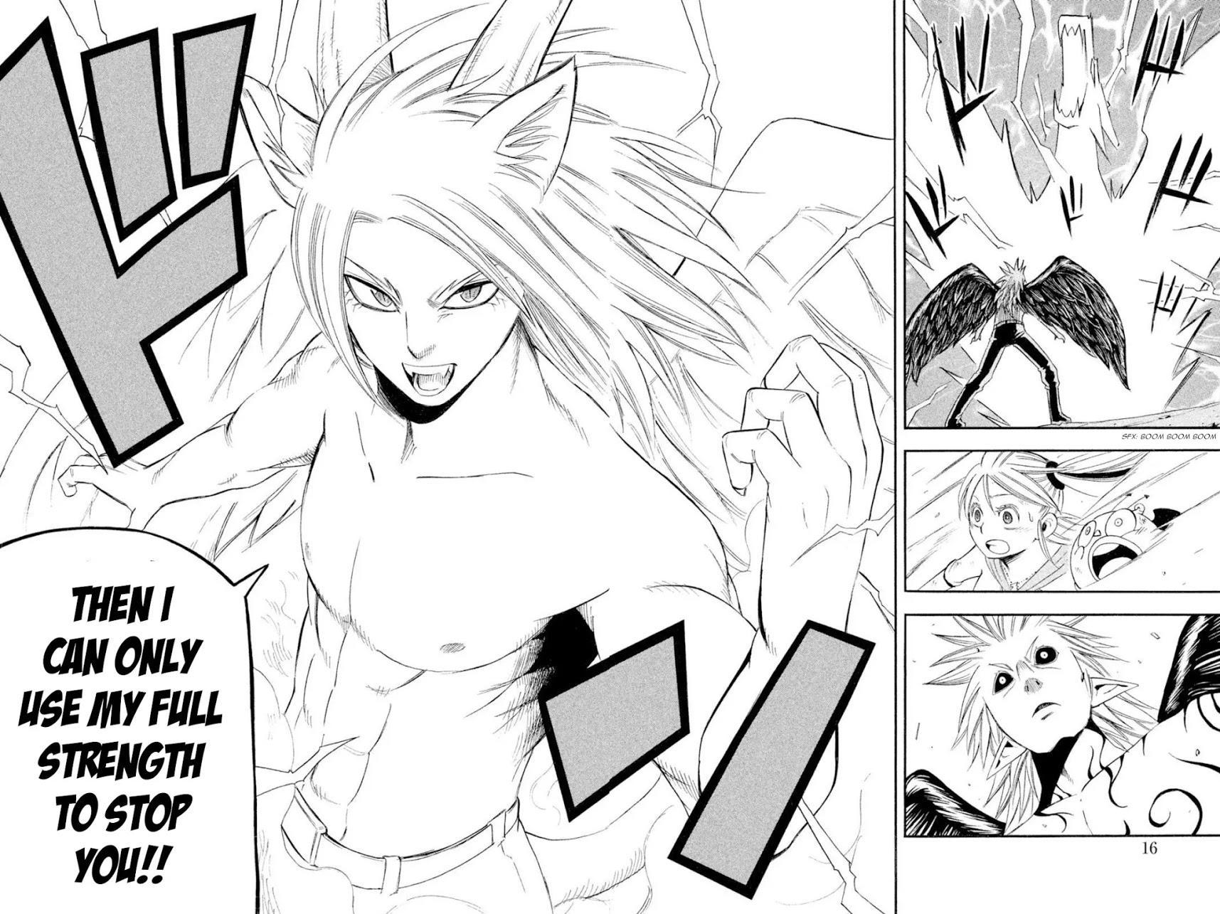 Buster Keel! Chapter 44: Shadowy Soloist (Part 2) page 18 - Mangakakalots.com