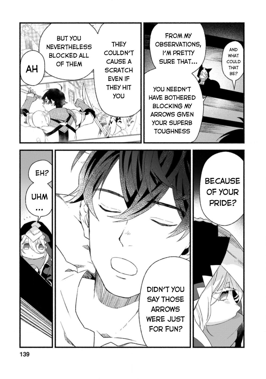 Sono Monban, Saikyou Nitsuki: Tsuihou Sareta Bougyo Ryoku 9999 No Senshi, Outo No Monban Toshite Musou Suru Chapter 5 page 18 - Mangakakalots.com