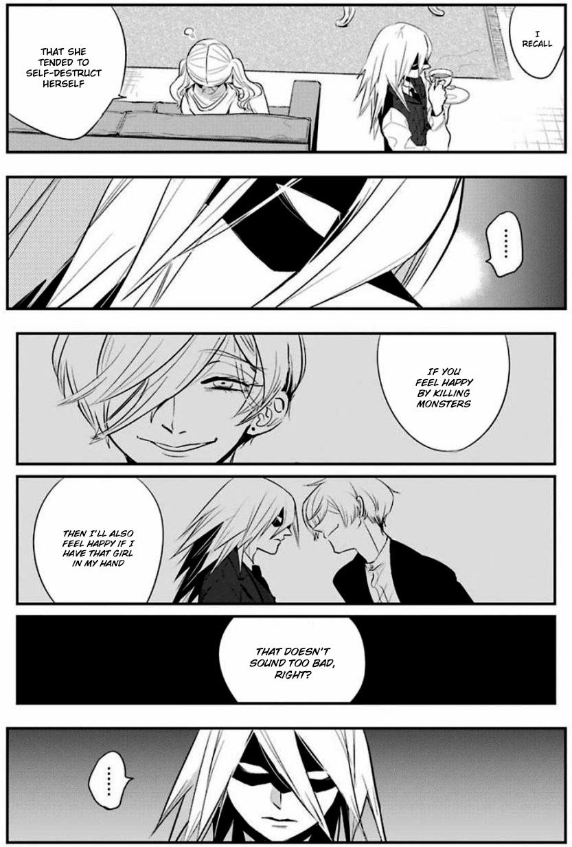 Monstaboo Chapter 10: The Girl And The Start Of Her After School Secret page 22 - Mangakakalots.com