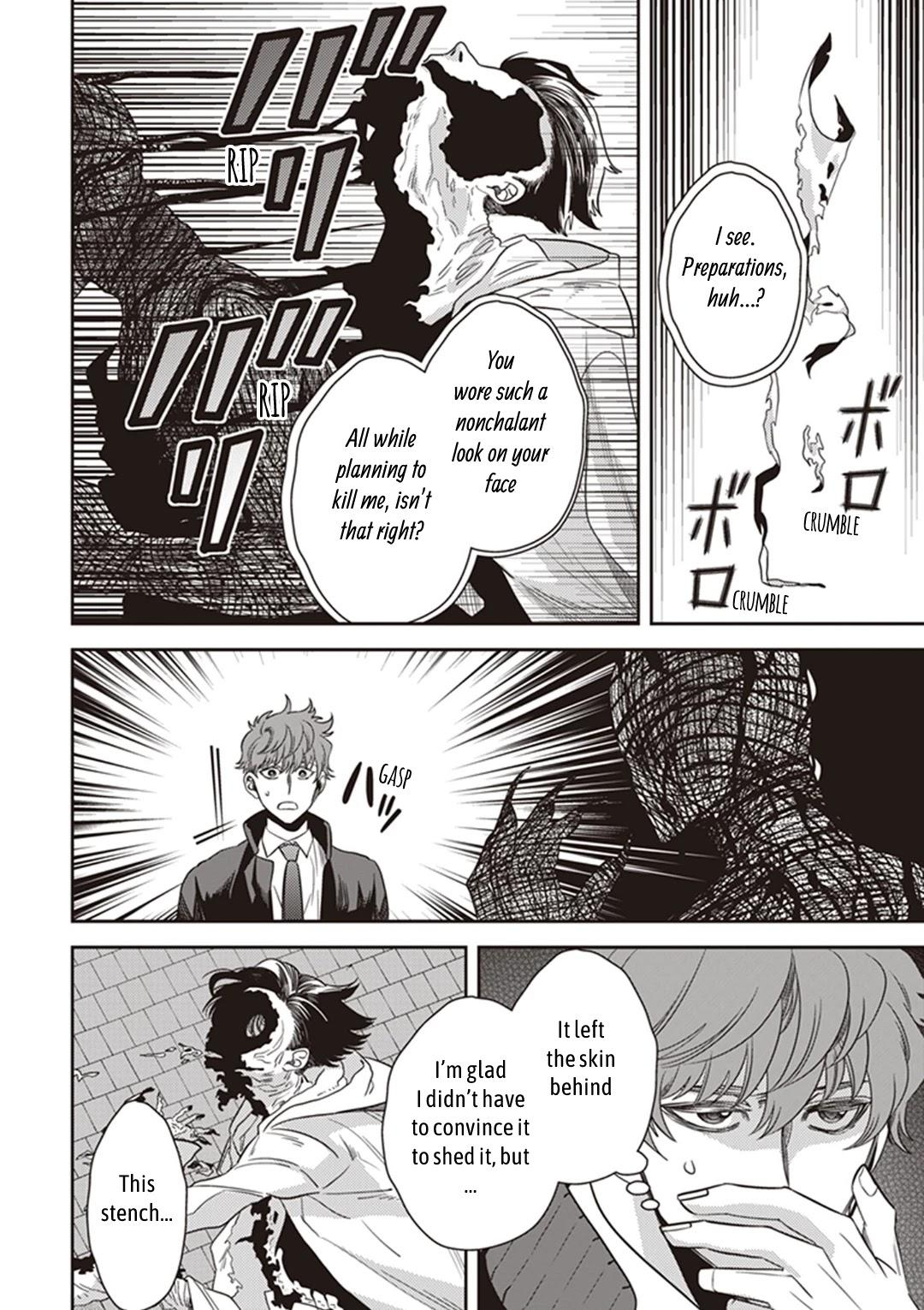 Midnight Occult Civil Servants Chapter 41: Becoming A Demon (Part 7) page 22 - Mangakakalots.com