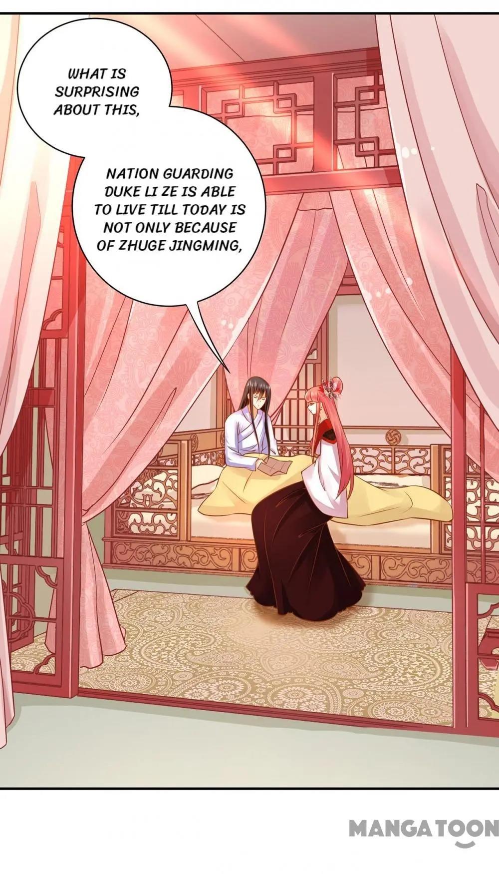 The Princess's Time Travel Chapter 162 page 34 - Mangakakalots.com