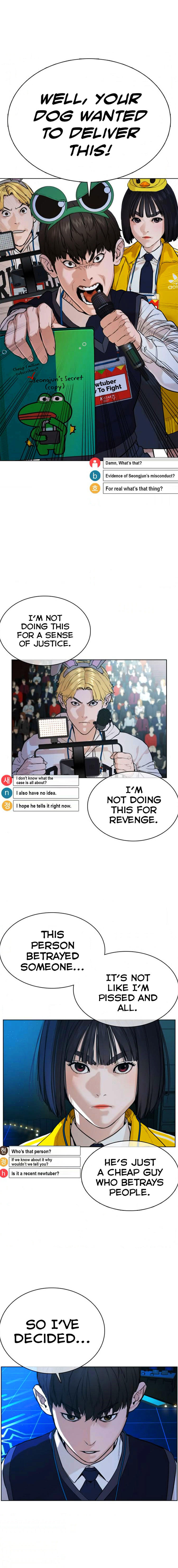 How To Fight Chapter 47: We're Still Students page 34 - Mangakakalots.com