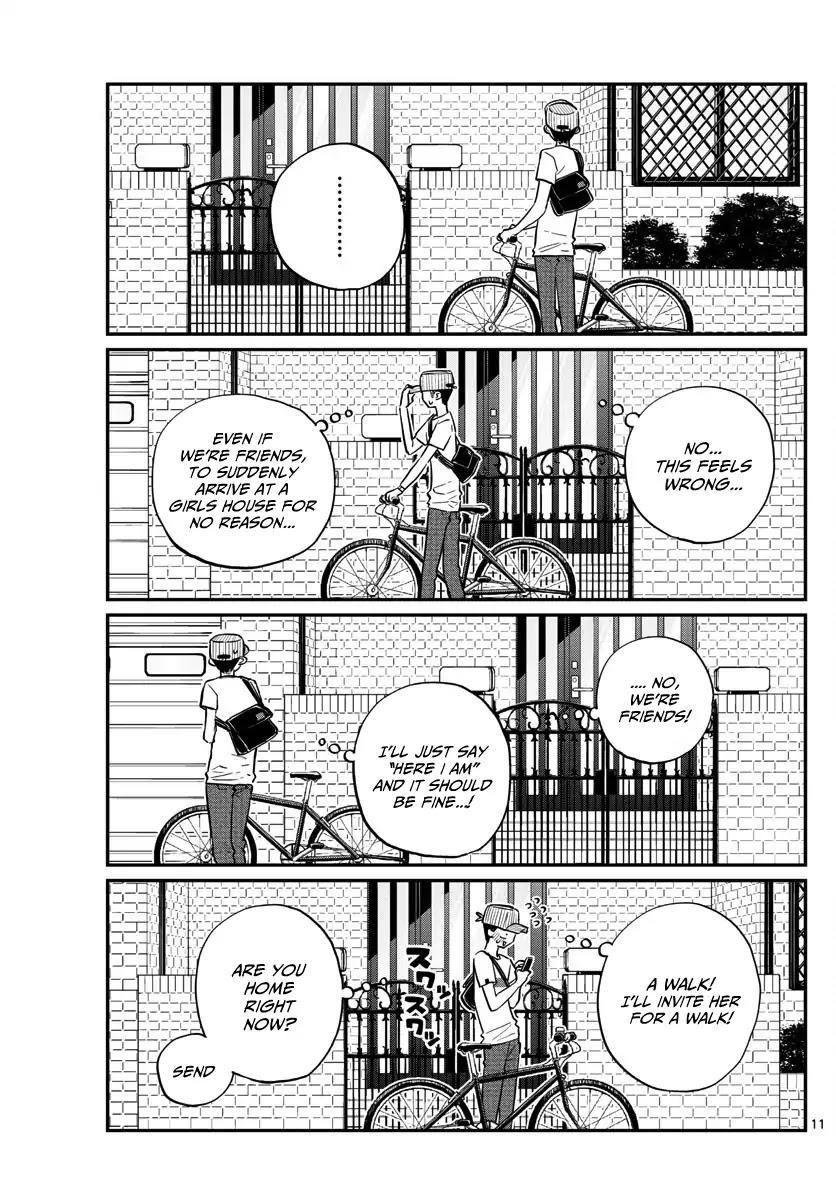 Komi-San Wa Komyushou Desu Vol.13 Chapter 178: A Summer Rendezvous page 11 - Mangakakalot