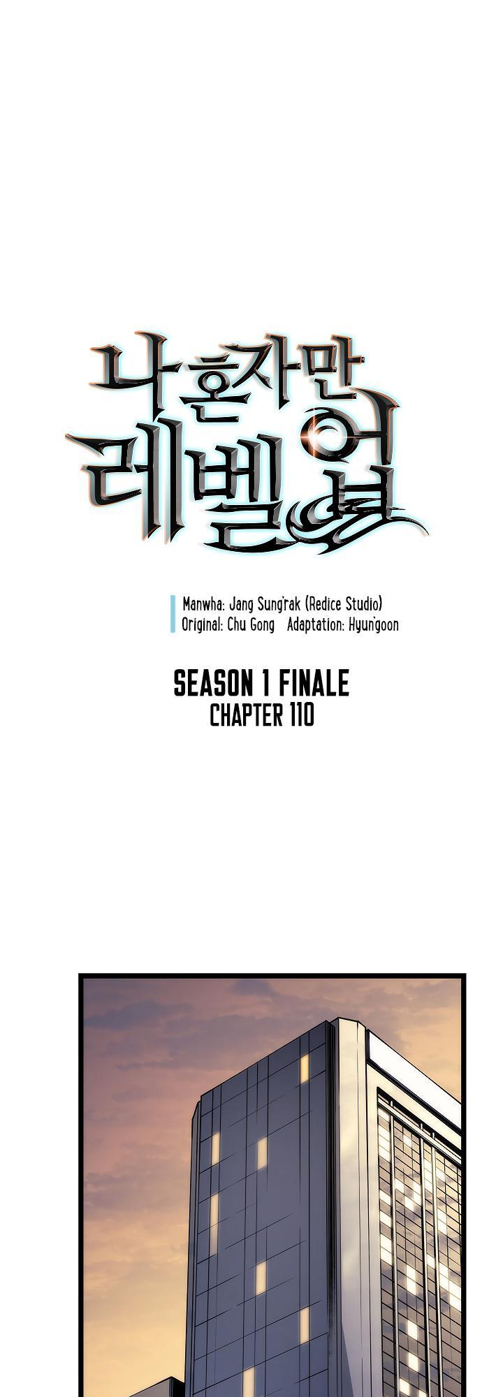 Solo Leveling Chapter 110: Season 1 Finale page 3 - Mangakakalots.com