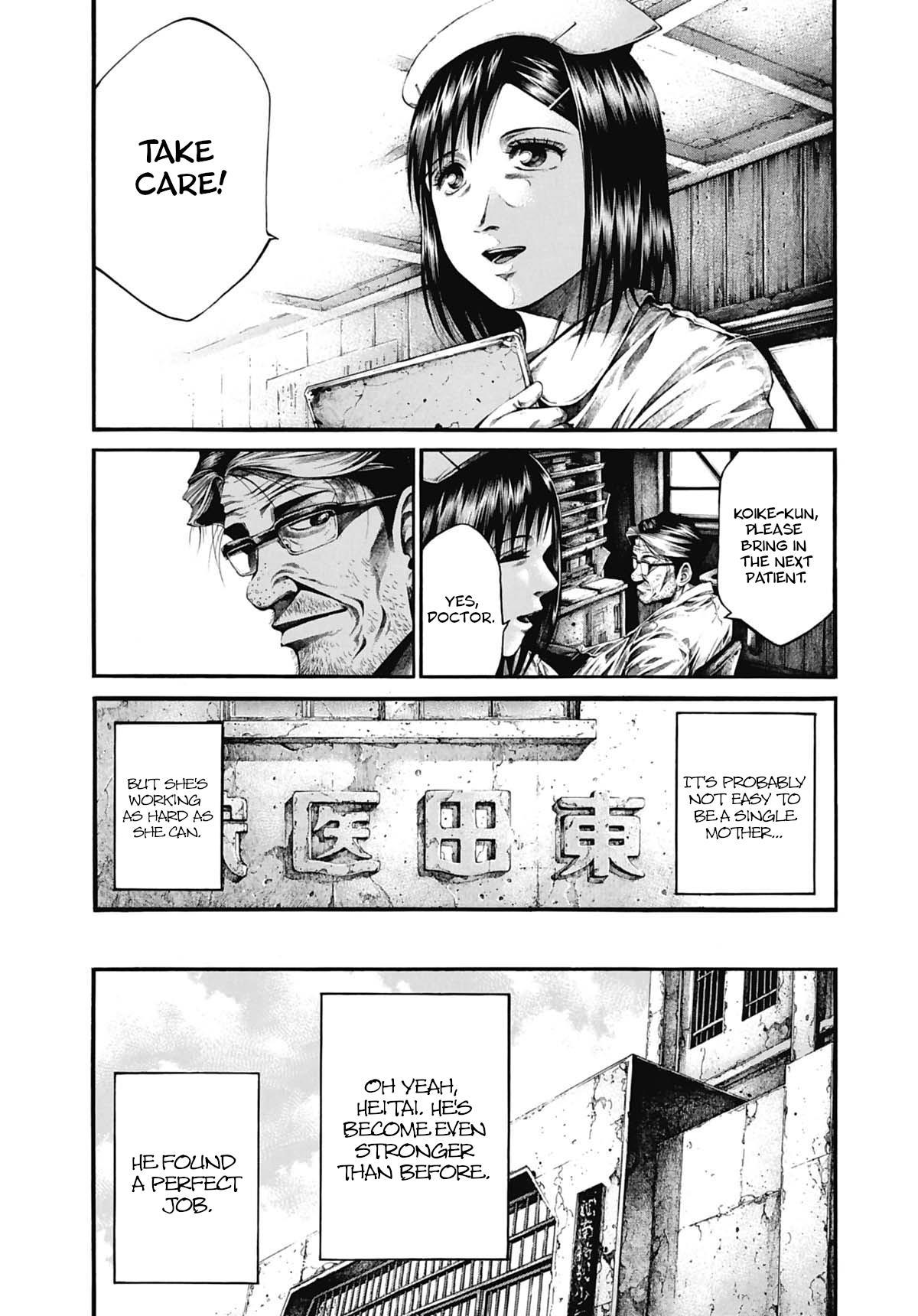 Rainbow Vol.22 Chapter 234: Born To Be Wild page 10 - Mangakakalots.com
