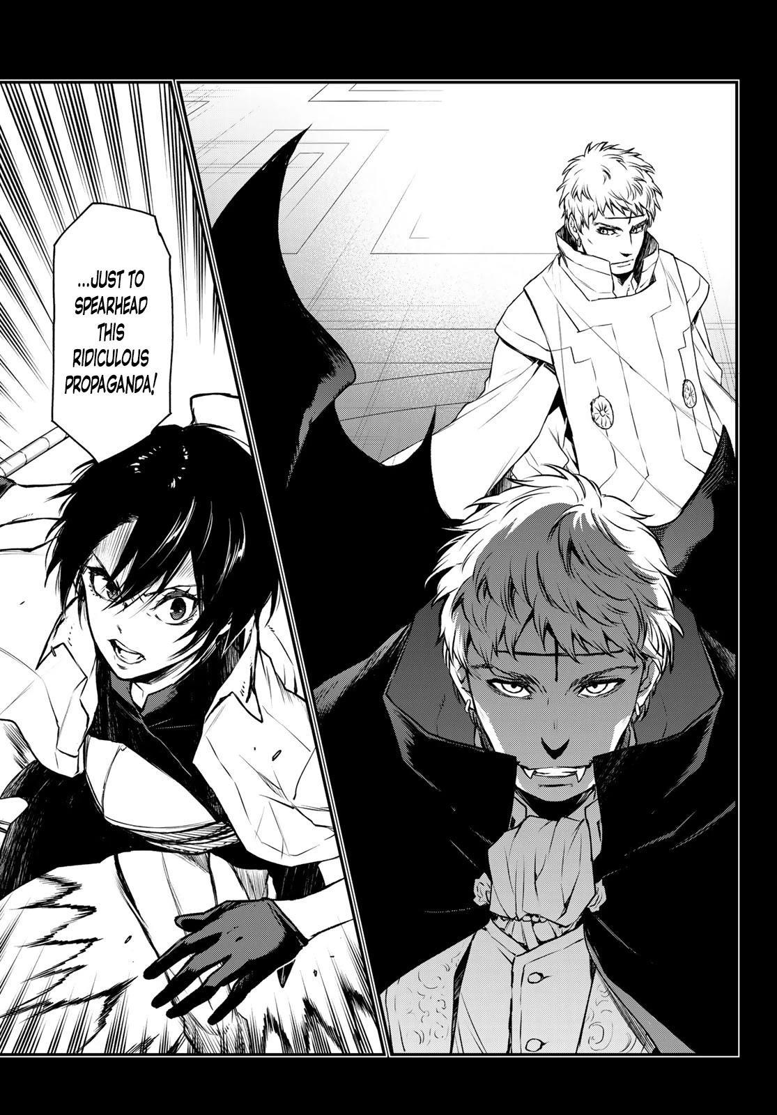 Tensei Shitara Slime Datta Ken Chapter 87: God's Right Hand page 13 - Mangakakalots.com