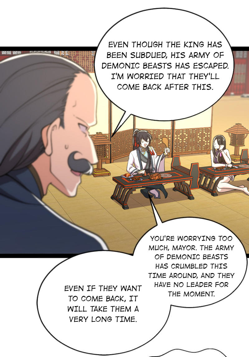 The Martial Emperor's Life After Seclusion Chapter 50: Stay, Accommodate, And A Comeback page 29 - Mangakakalots.com