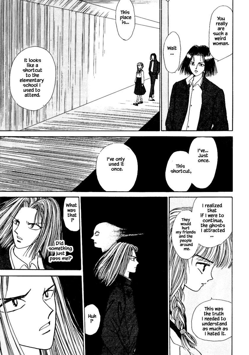 Shi To Kanojo To Boku Chapter 8.2 page 10 - Mangakakalots.com