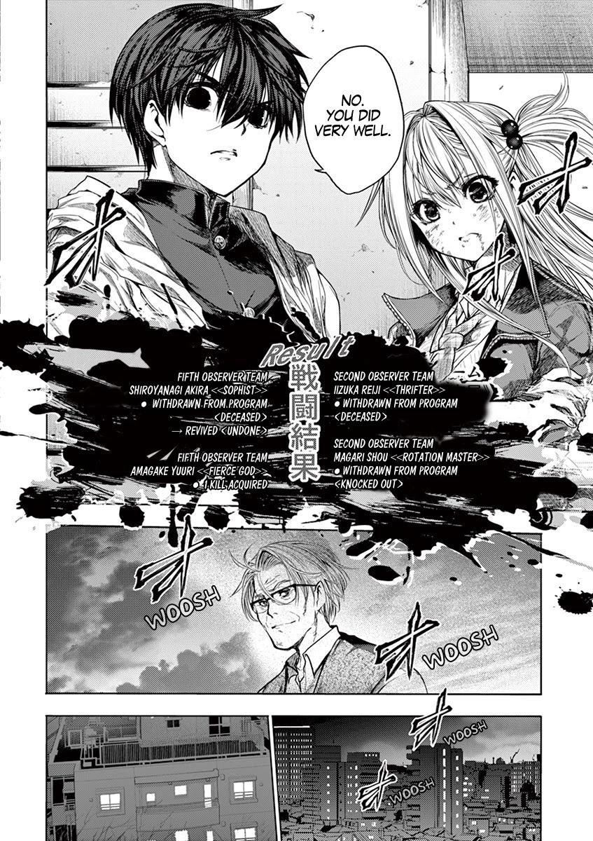 Deatte 5 Byou De Battle Chapter 72 page 21 - Mangakakalots.com
