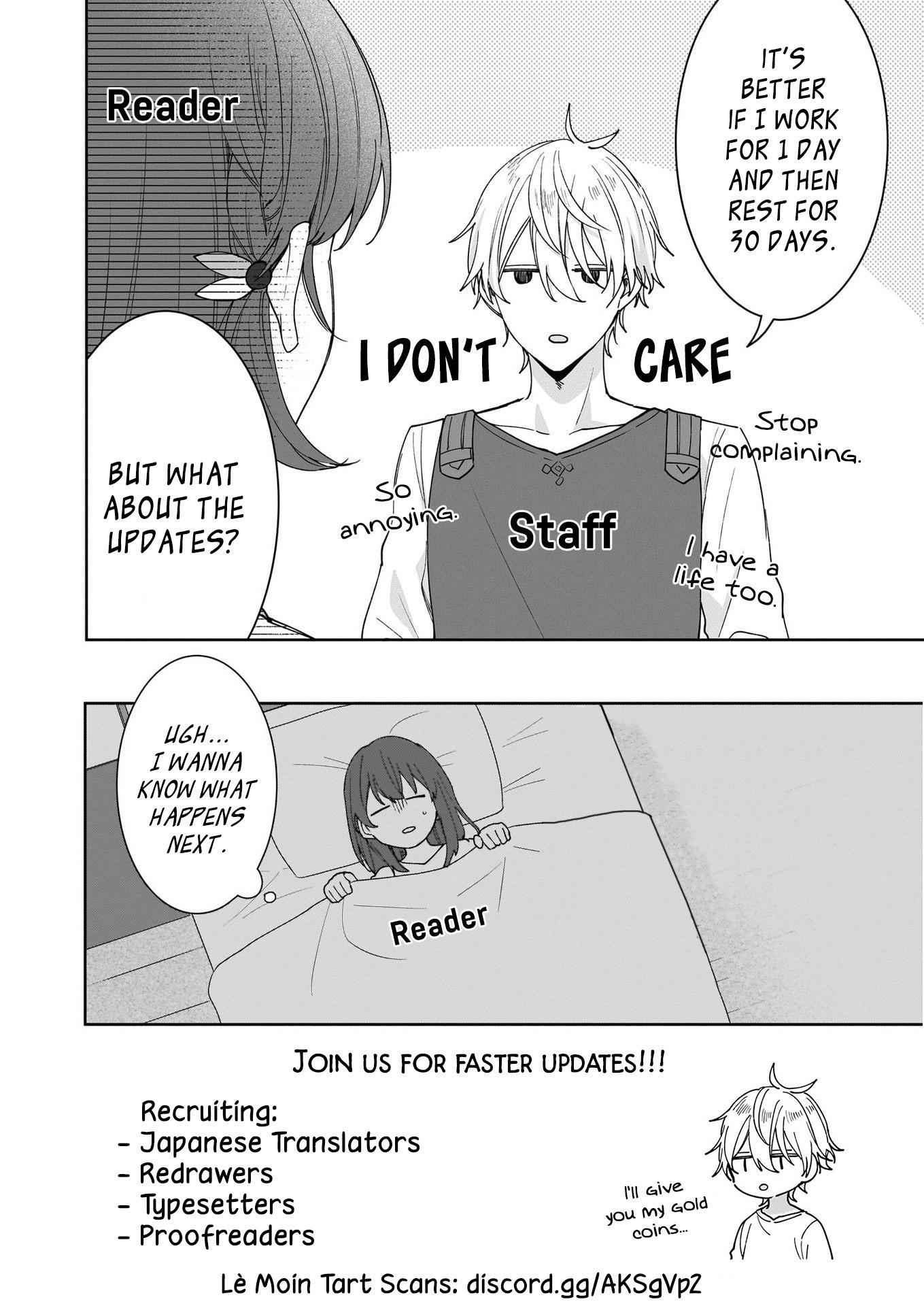 I Want To Become The Hero's Bride ( ̄∇ ̄)ゞ Chapter 9 page 28 - Mangakakalots.com