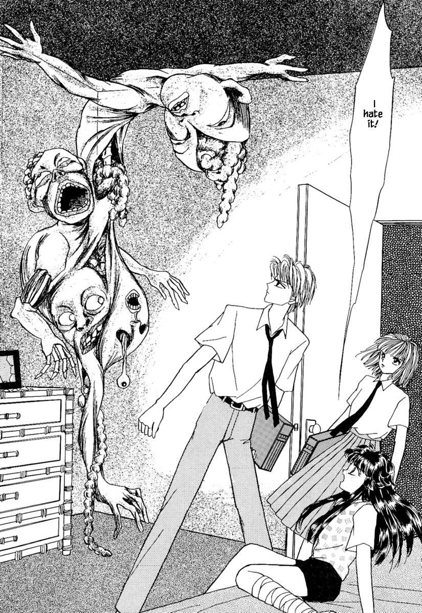 Shi To Kanojo To Boku Chapter 9.2 page 21 - Mangakakalots.com