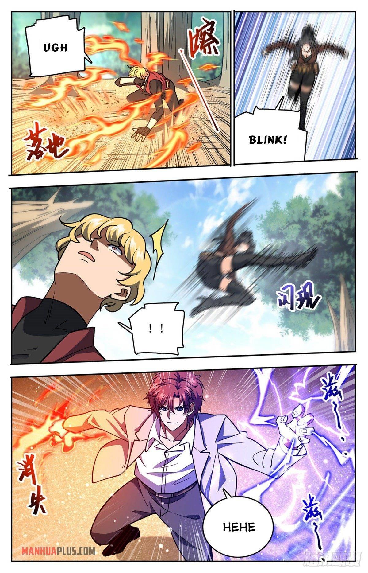 Versatile Mage Chapter 731 page 4 - Mangakakalots.com