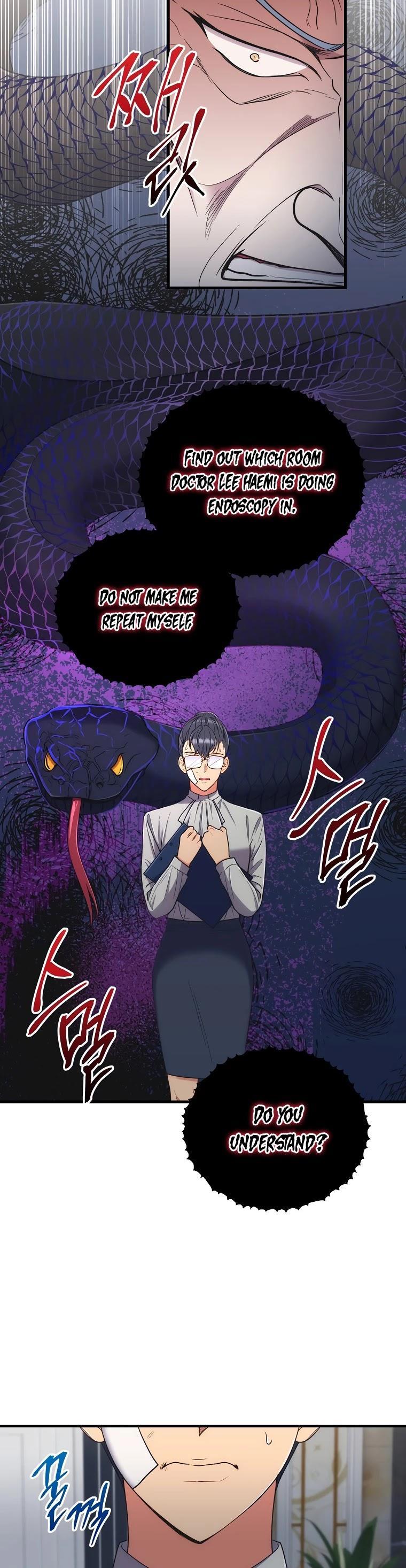 Medical Return Chapter 128 page 5 - Mangakakalot