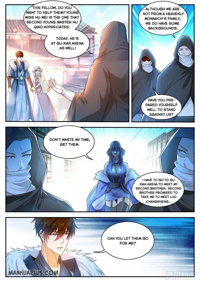 Rebirth Of The Urban Immortal Cultivator Chapter 479 page 8 - Mangakakalots.com