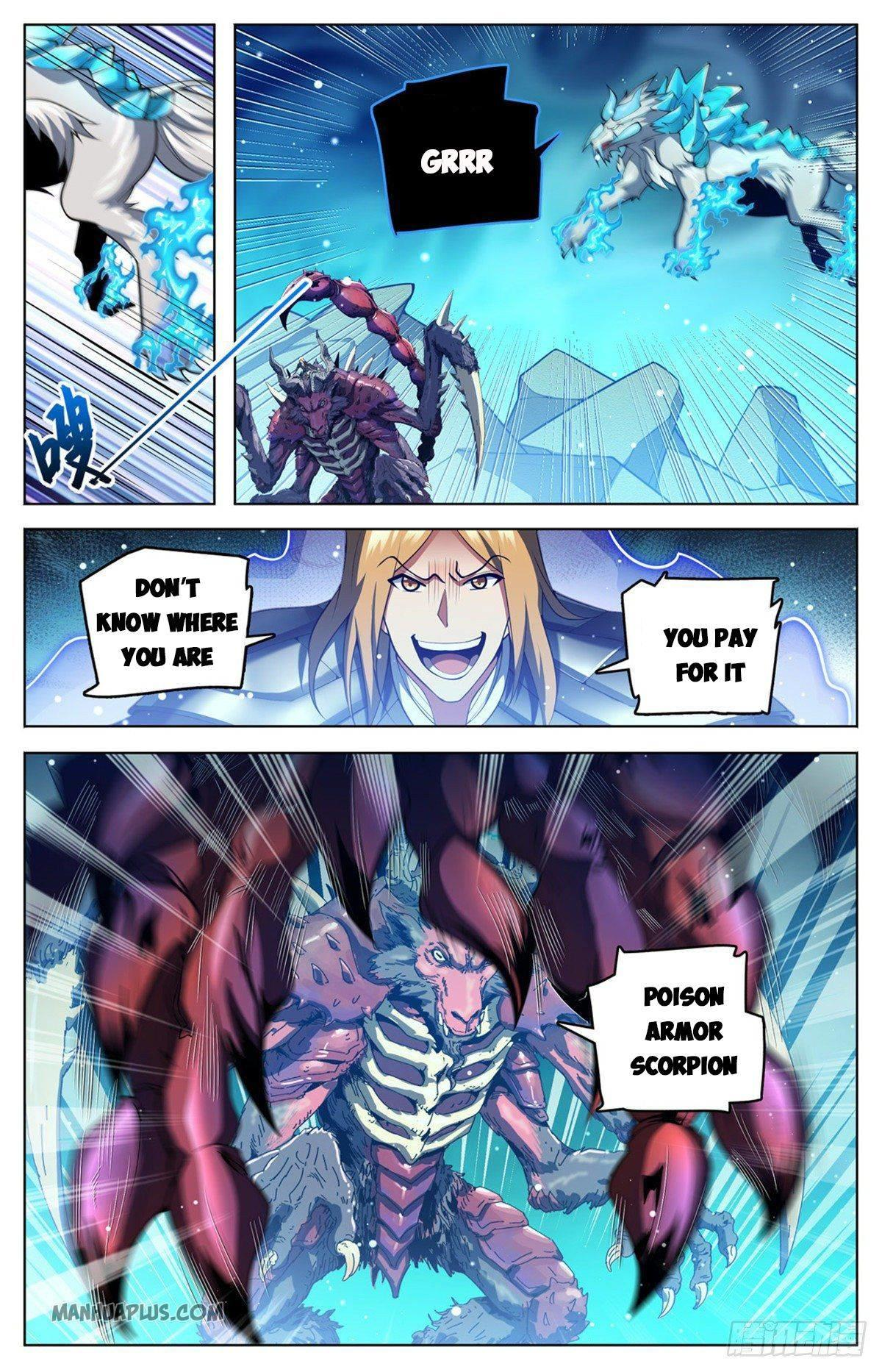 Versatile Mage Chapter 709 page 3 - Mangakakalots.com