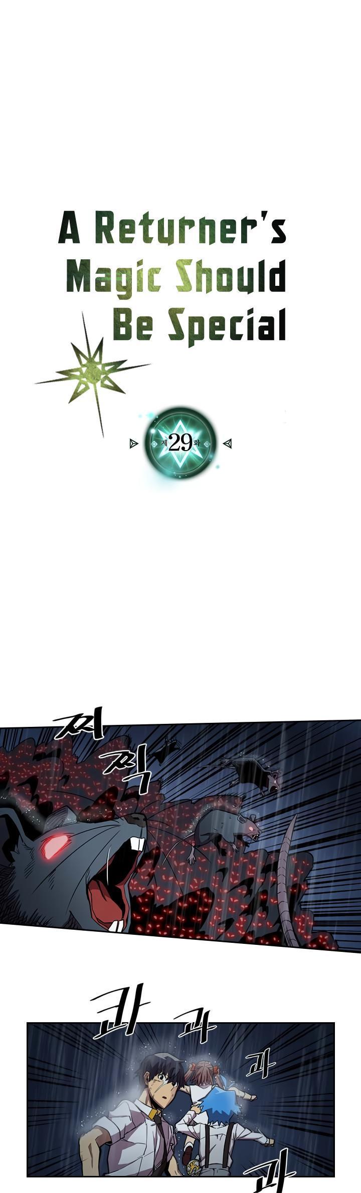 A Returner's Magic Should Be Special Chapter 29 page 3 - Mangakakalots.com