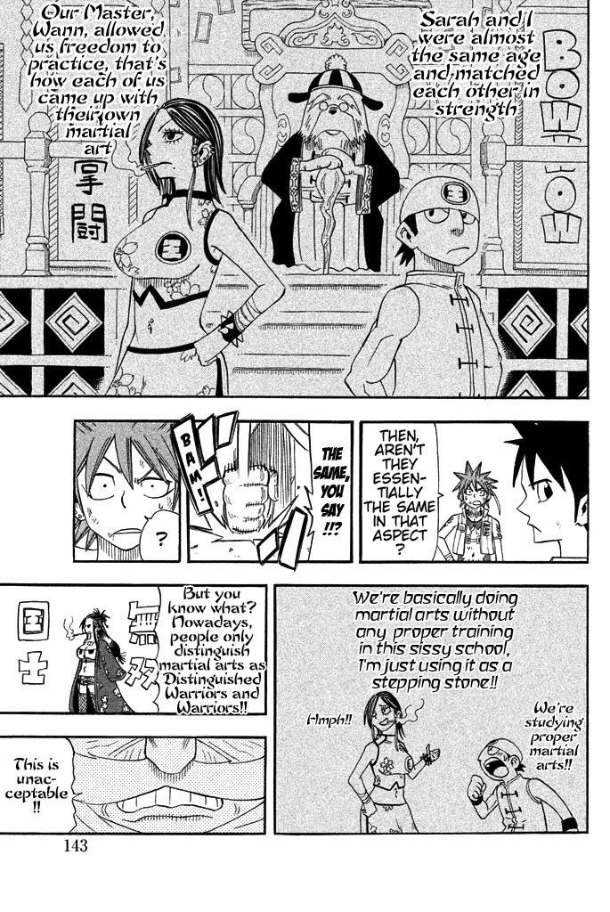 Buster Keel! Chapter 31: Adventurer's Circus (Part 6) page 4 - Mangakakalots.com