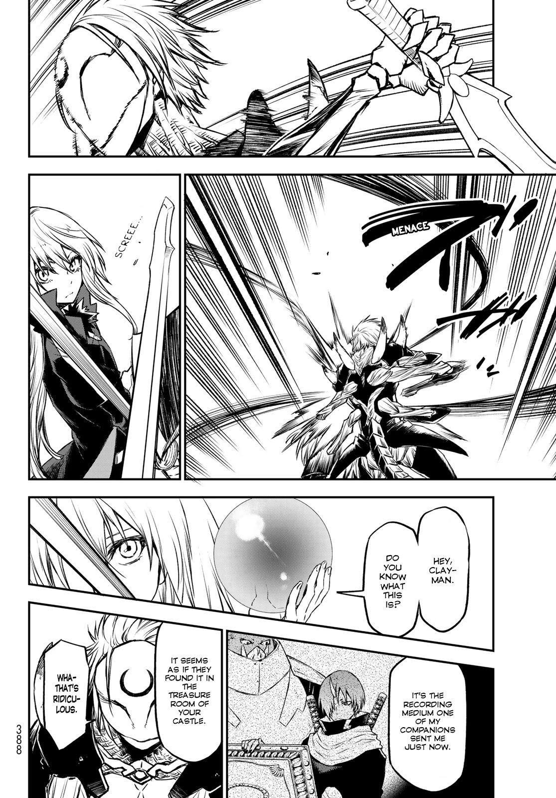 Tensei Shitara Slime Datta Ken Chapter 84 page 4 - Mangakakalots.com
