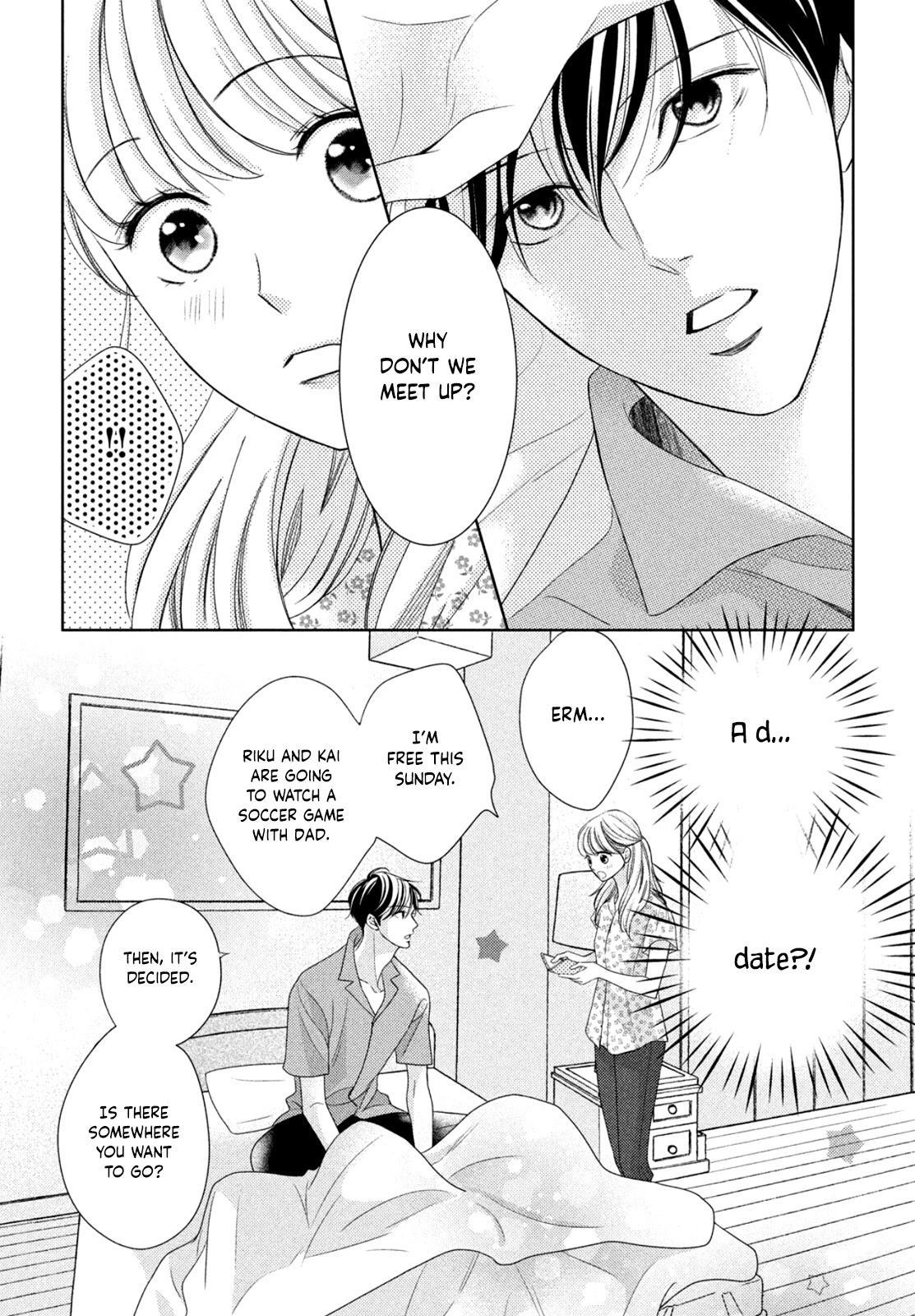 Arashi-Kun No Dakimakura Chapter 7: Because We're The Same page 7 - Mangakakalots.com