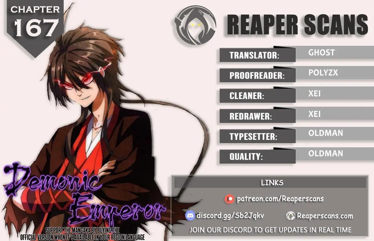 Magic Emperor Chapter 167 page 1 - Mangakakalots.com