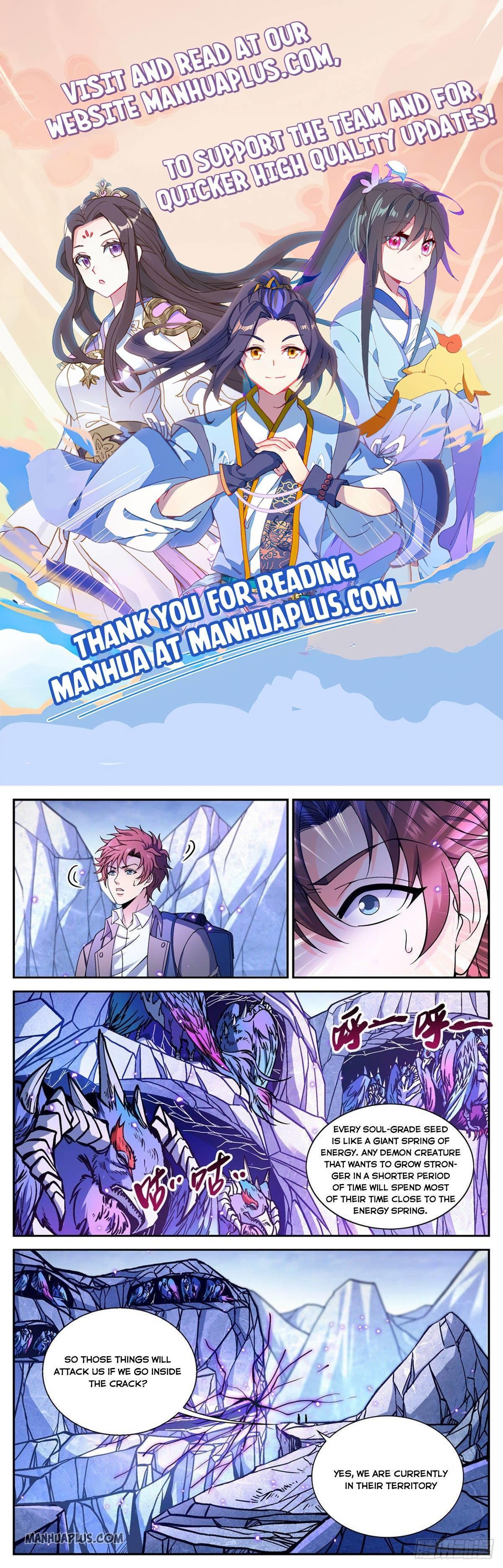 Versatile Mage Chapter 674 page 1 - Mangakakalots.com