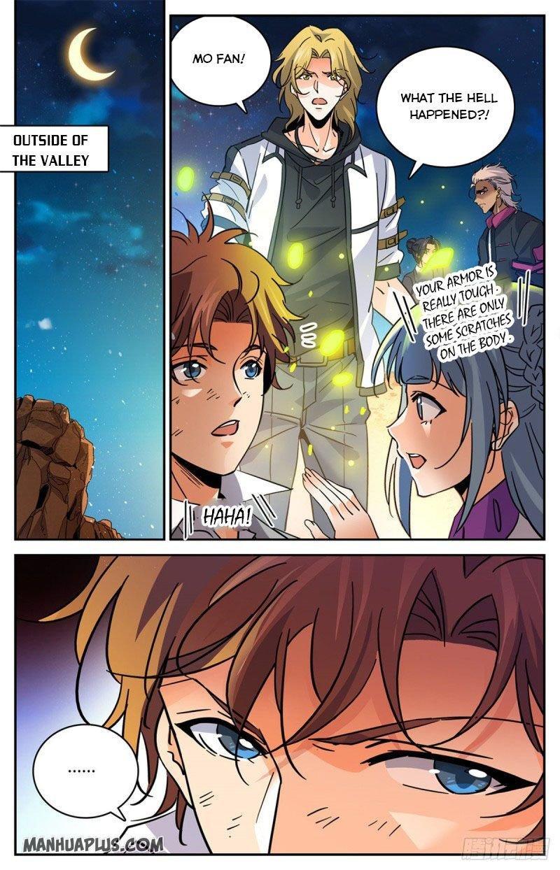 Versatile Mage Chapter 592 page 9 - Mangakakalots.com