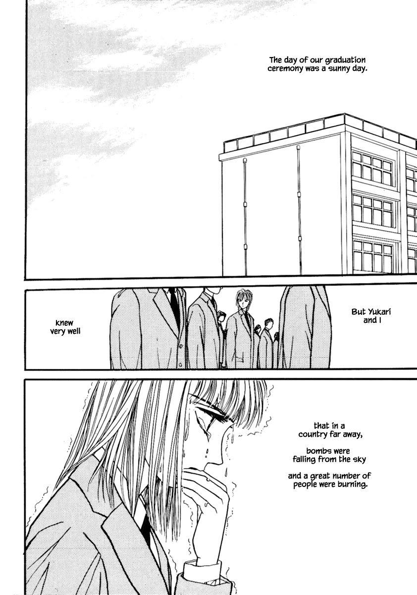 Shi To Kanojo To Boku Chapter 13.4 page 20 - Mangakakalots.com