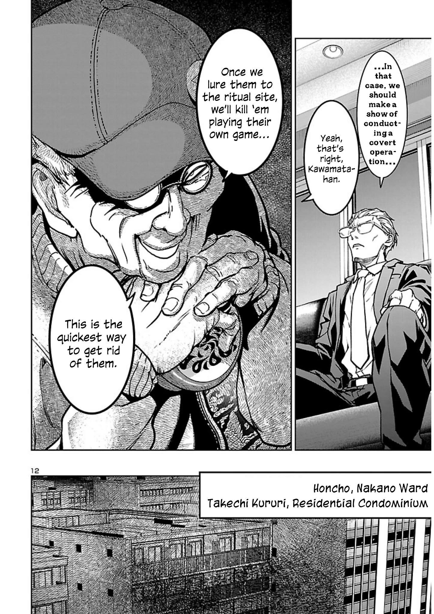 Succubus & Hitman Chapter 16: A Storm Right Around The Corner page 13 - Mangakakalots.com