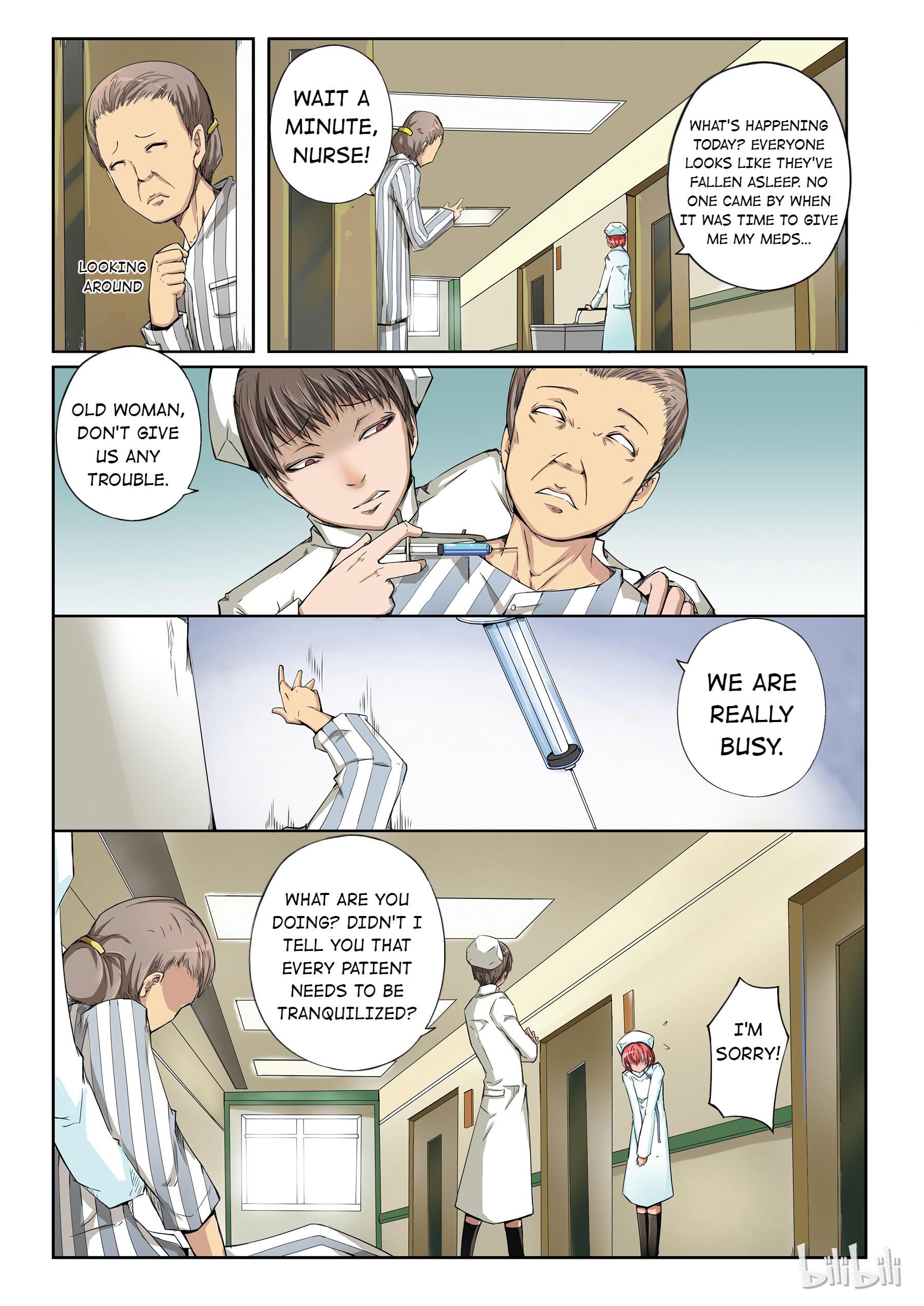 God Of Deception Chapter 25: Scroll 1: Deception Supervisors - Hunting (I) page 9 - Mangakakalots.com