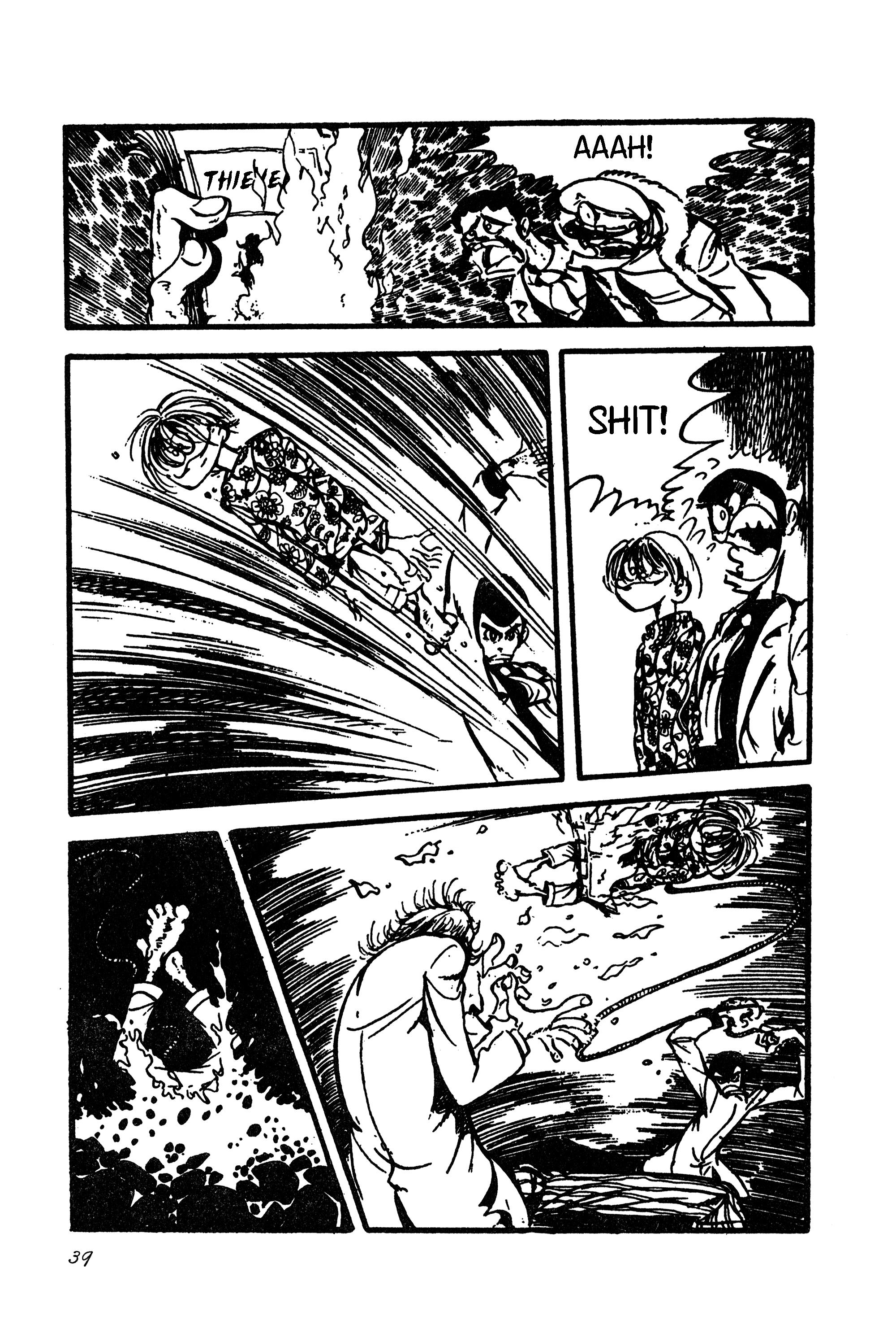 Lupin Iii Vol.9 Chapter 101: International Thievery Competition (Part 2) page 9 - Mangakakalots.com