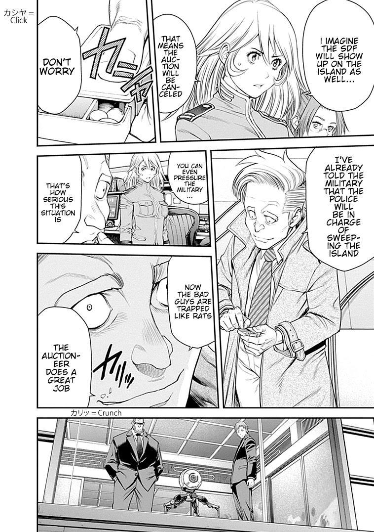 Ex-Arm Chapter 37: Monster's Jail page 11 - Mangakakalots.com