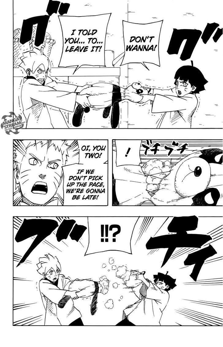 Naruto Chapter 700.5 : Uzumaki Naruto page 9 - Mangakakalot