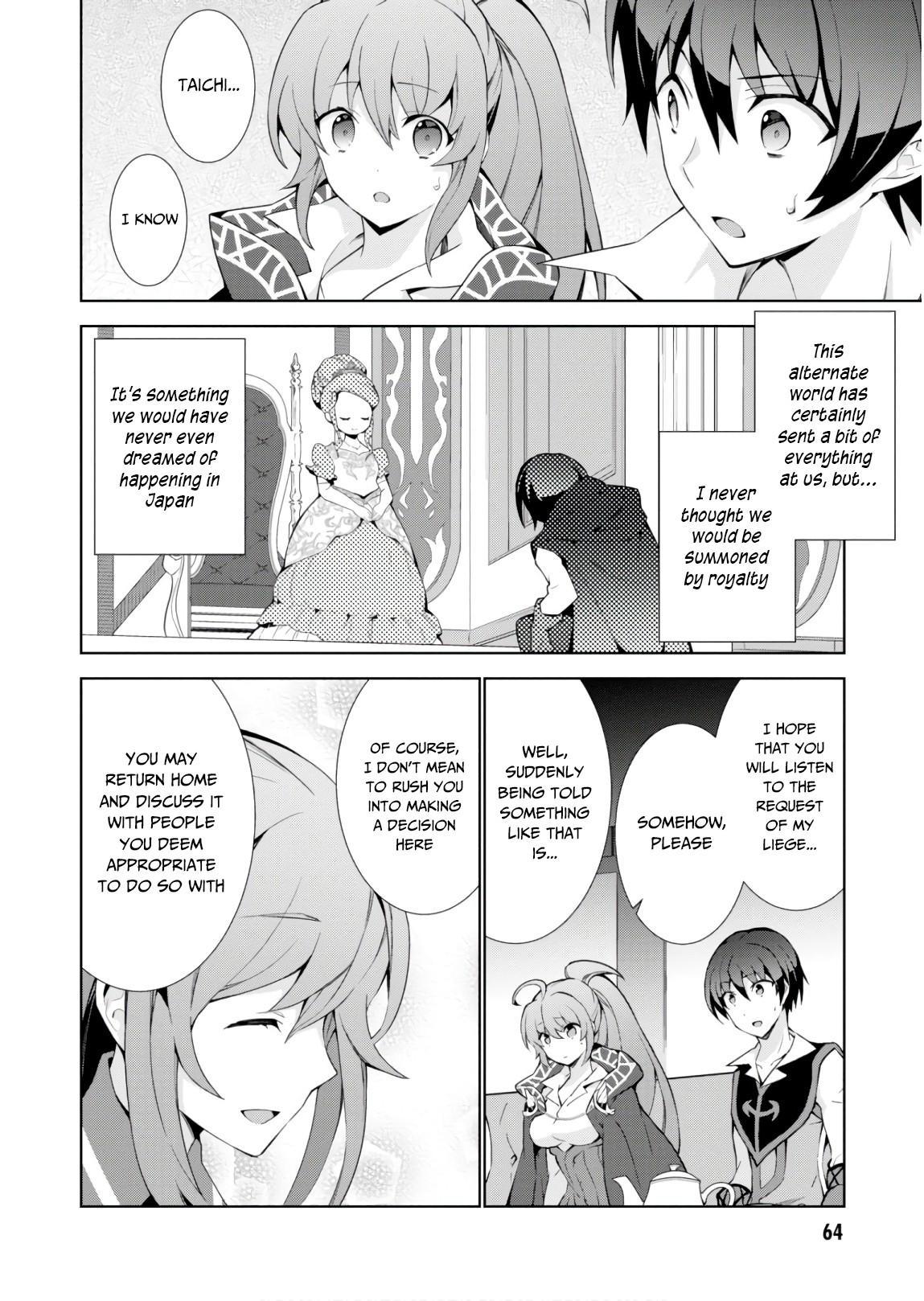 Isekai Cheat Magician Chapter 30 page 24 - Mangakakalots.com