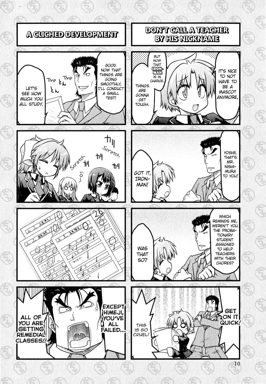 Baka To Test To Shokanjuu Dya Chapter 10 page 6 - Mangakakalots.com