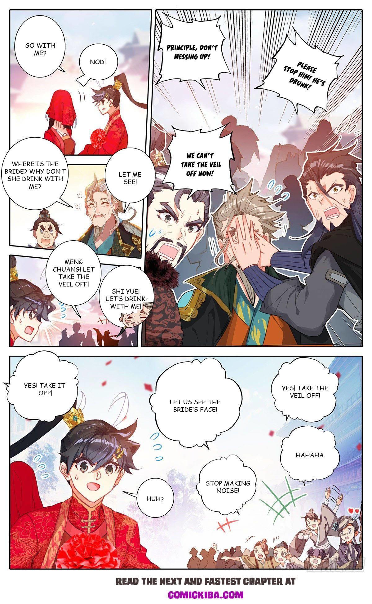 Azure Legacy Chapter 99 page 13 - Mangakakalots.com