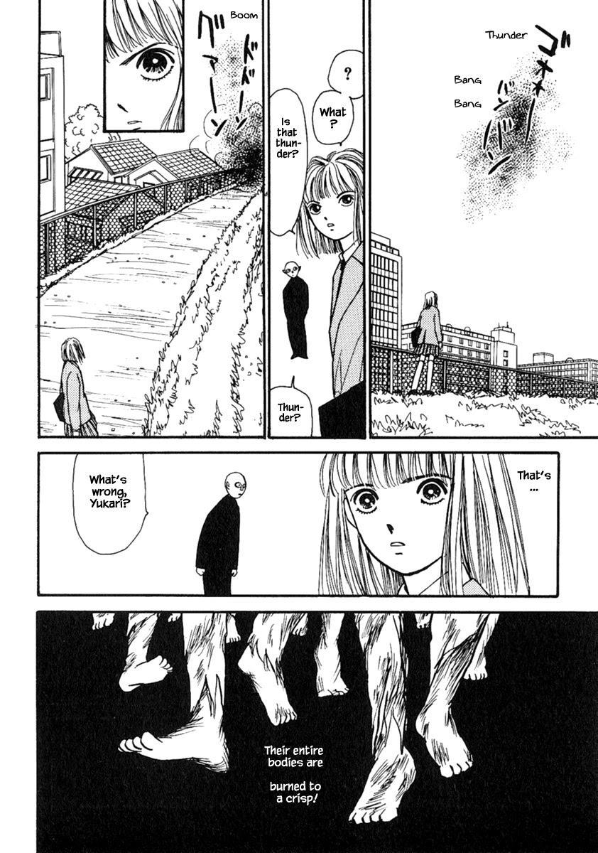 Shi To Kanojo To Boku Chapter 13.3 page 10 - Mangakakalots.com
