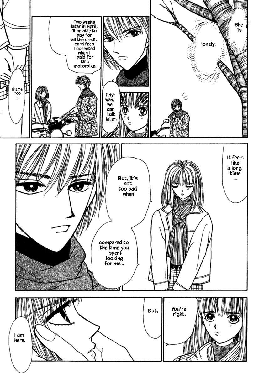 Shi To Kanojo To Boku Chapter 11.1 page 7 - Mangakakalots.com