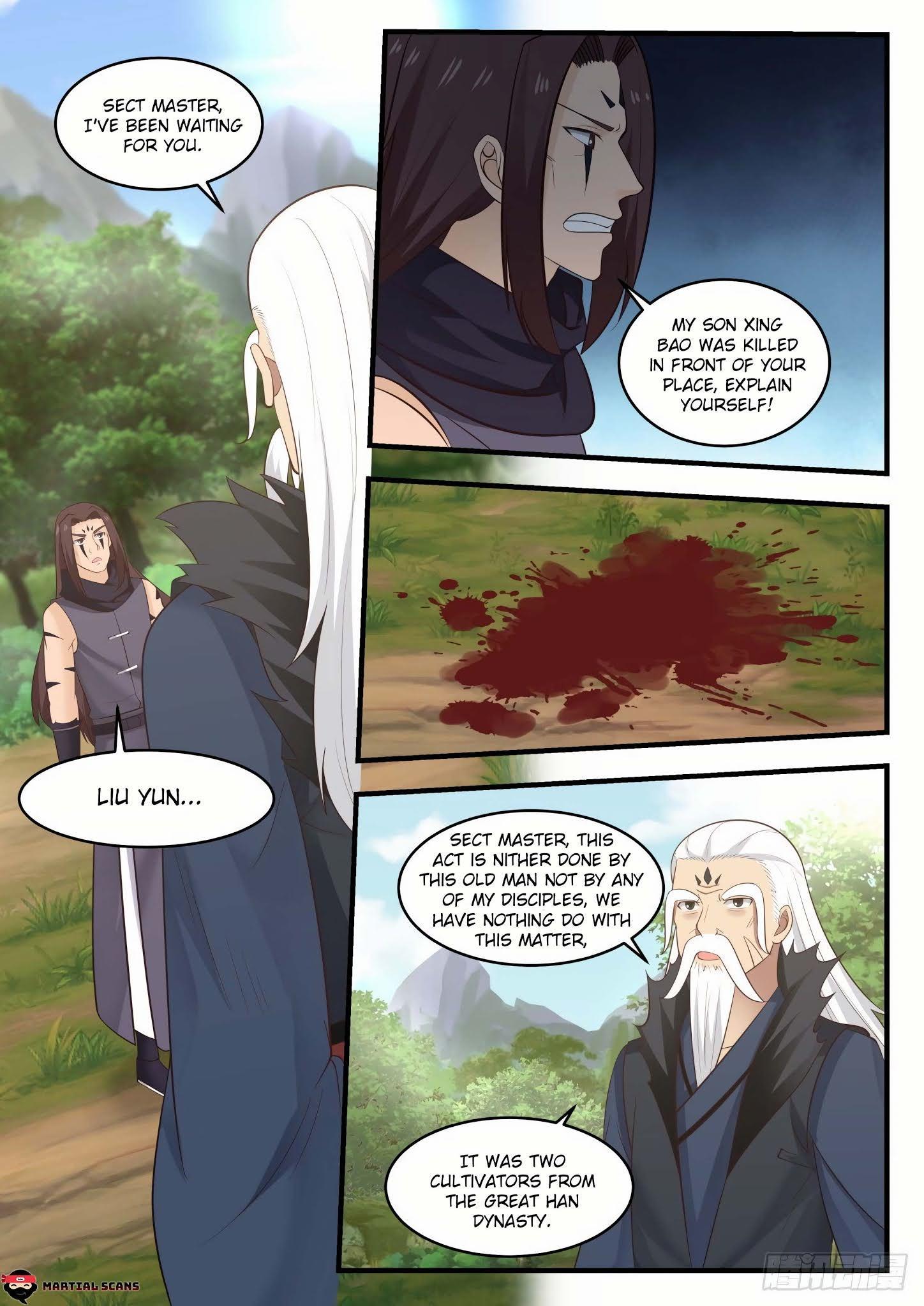 Martial Peak Chapter 583 - Abandoned Earth page 4 - Mangakakalots.com