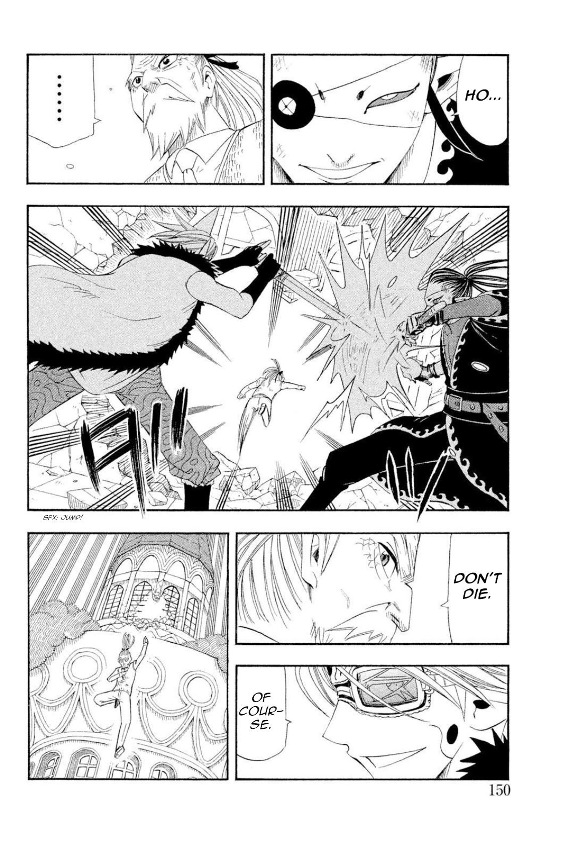 Buster Keel! Chapter 39: Feast Of God (Part 4) page 9 - Mangakakalots.com