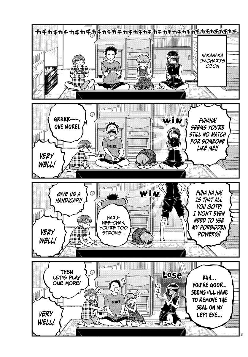 Komi-San Wa Komyushou Desu Vol.13 Chapter 186: Everyone's Obon page 3 - Mangakakalot