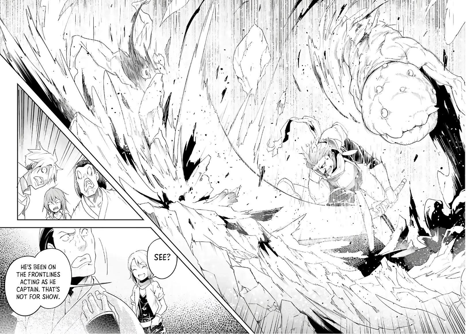 Lv999 No Murabito Chapter 47.2 page 22 - Mangakakalots.com