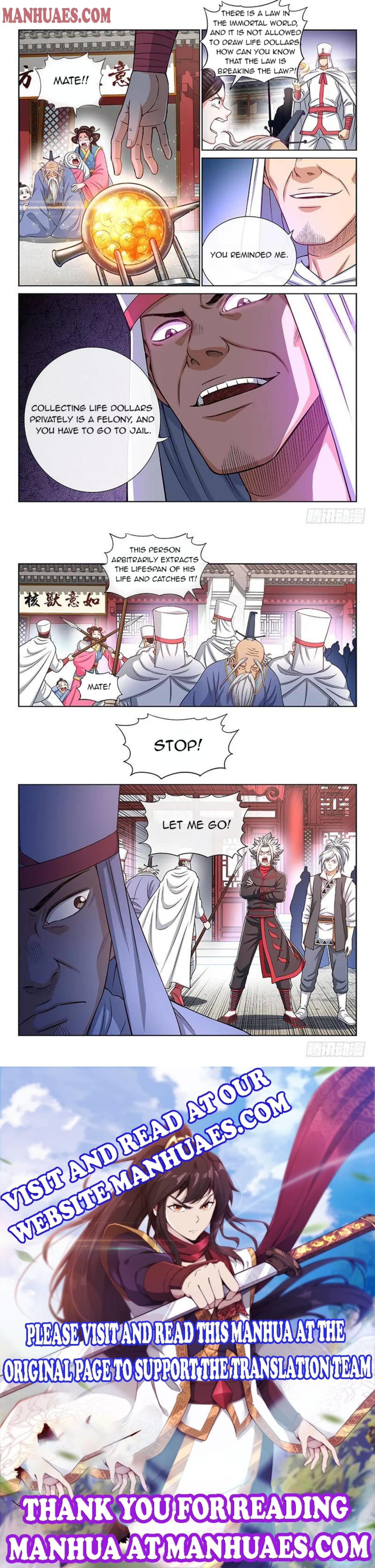 I Am A Great God Chapter 194 page 4 - Mangakakalots.com