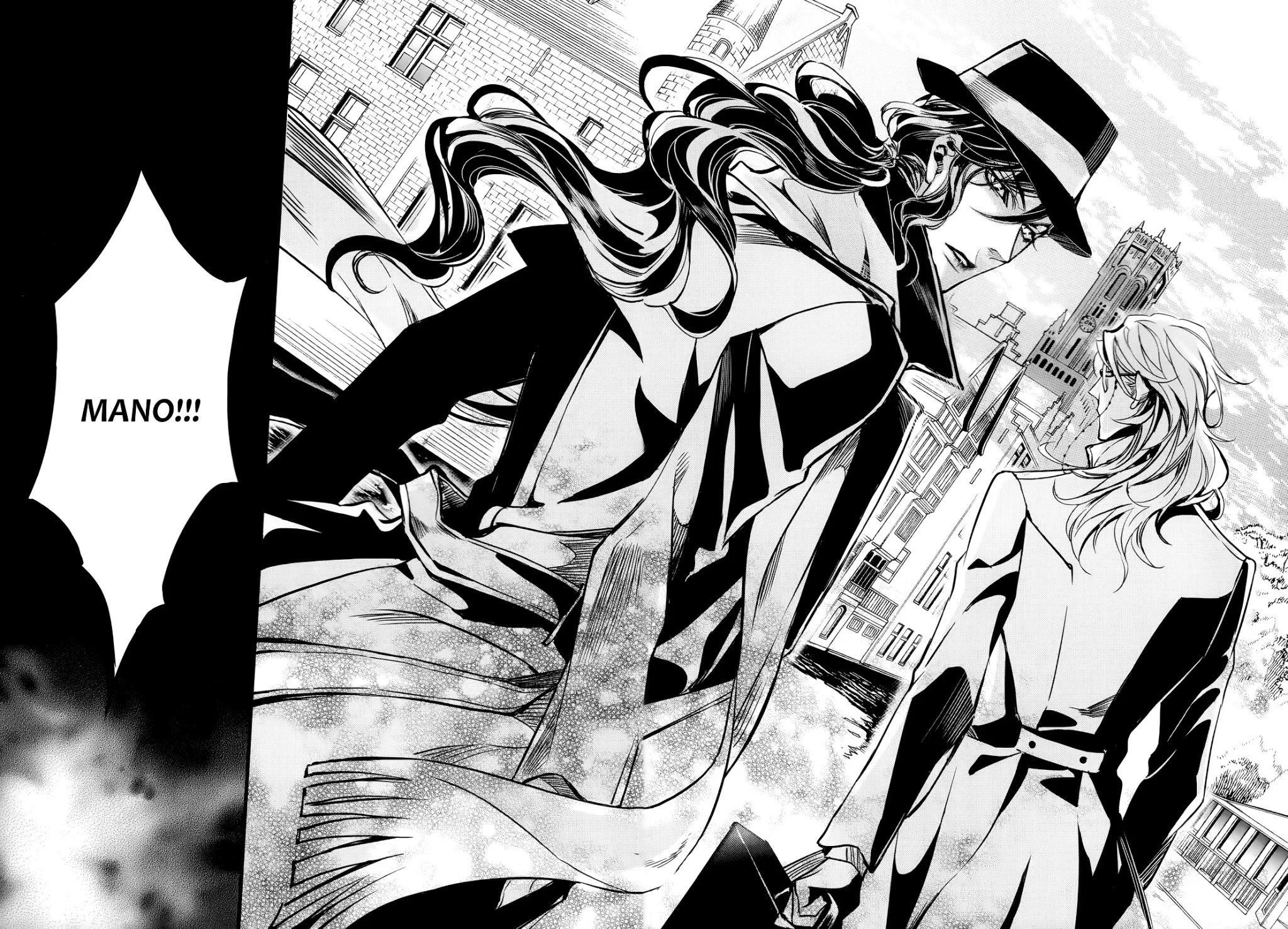 Vampire Library Chapter 37 page 3 - Mangakakalots.com