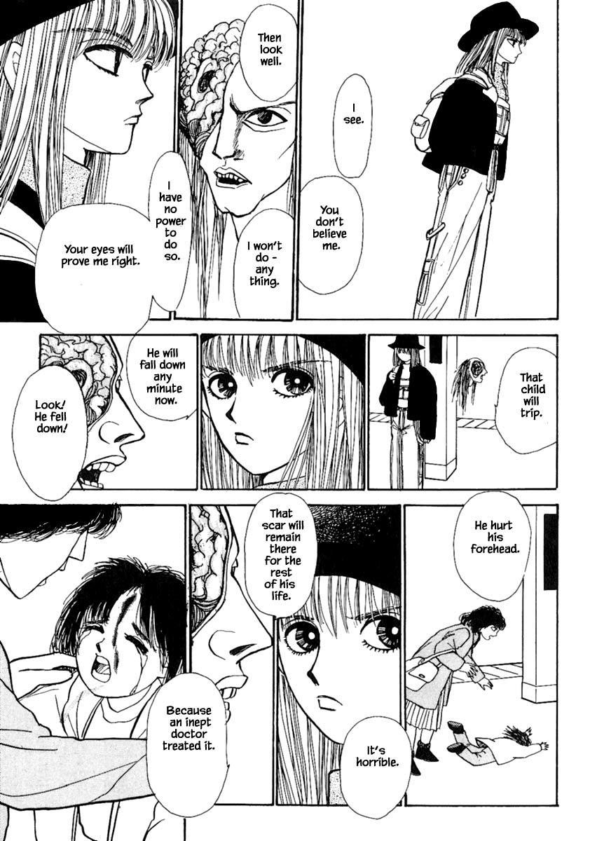 Shi To Kanojo To Boku Chapter 11.1 page 31 - Mangakakalots.com