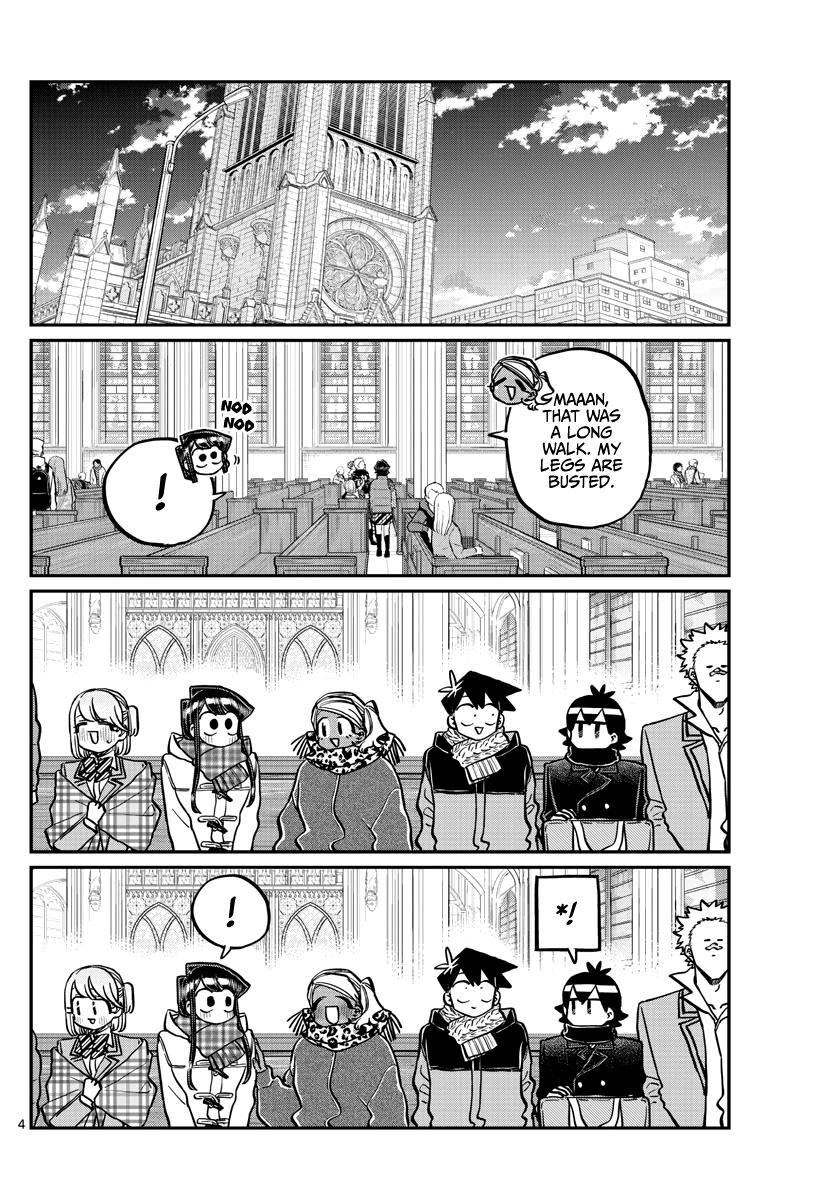 Komi-San Wa Komyushou Desu Chapter 293: Turn This Way. Please. page 4 - Mangakakalots.com