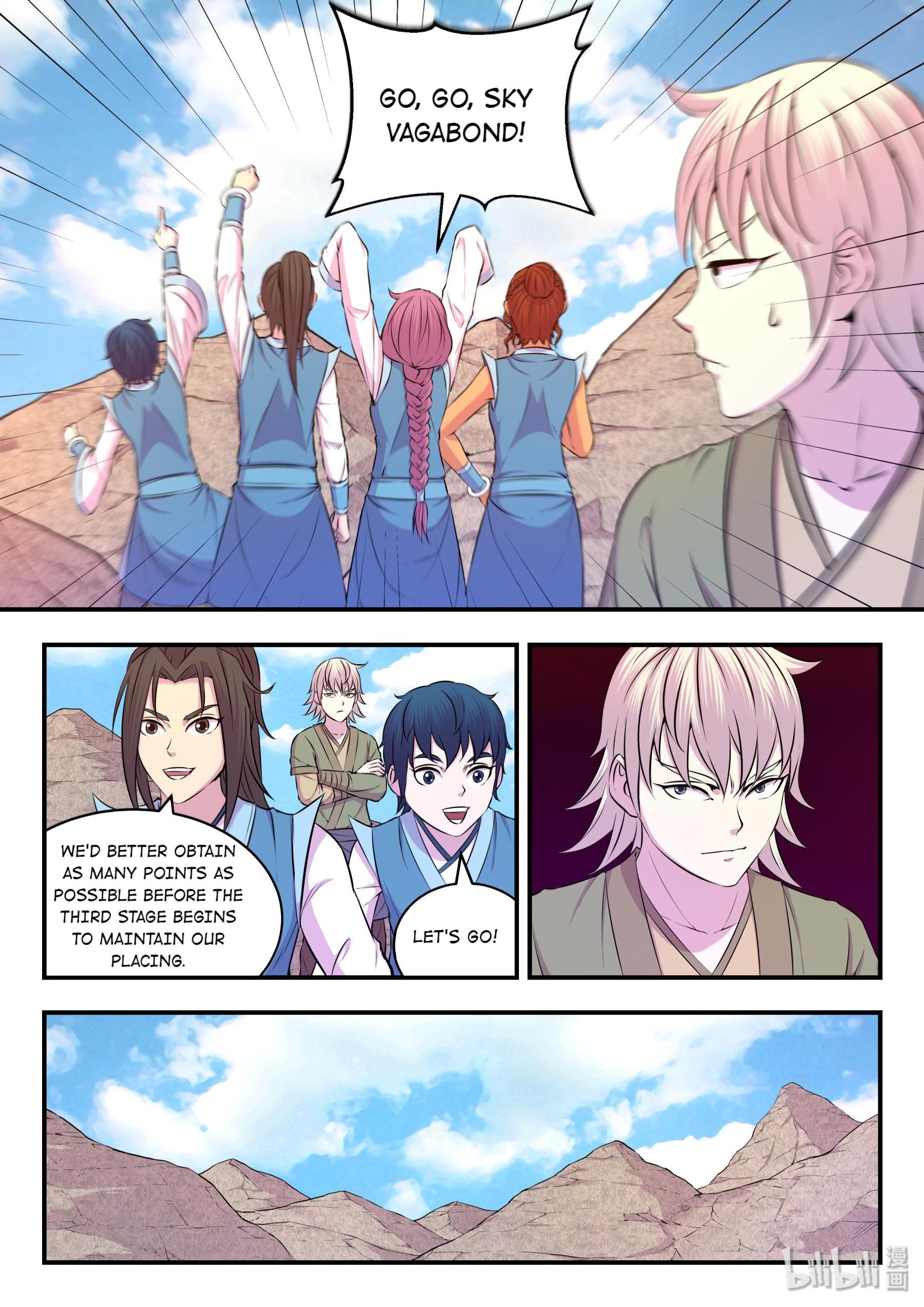 The All-Devouring Whale Chapter 31: The Final Stage page 10 - Mangakakalots.com