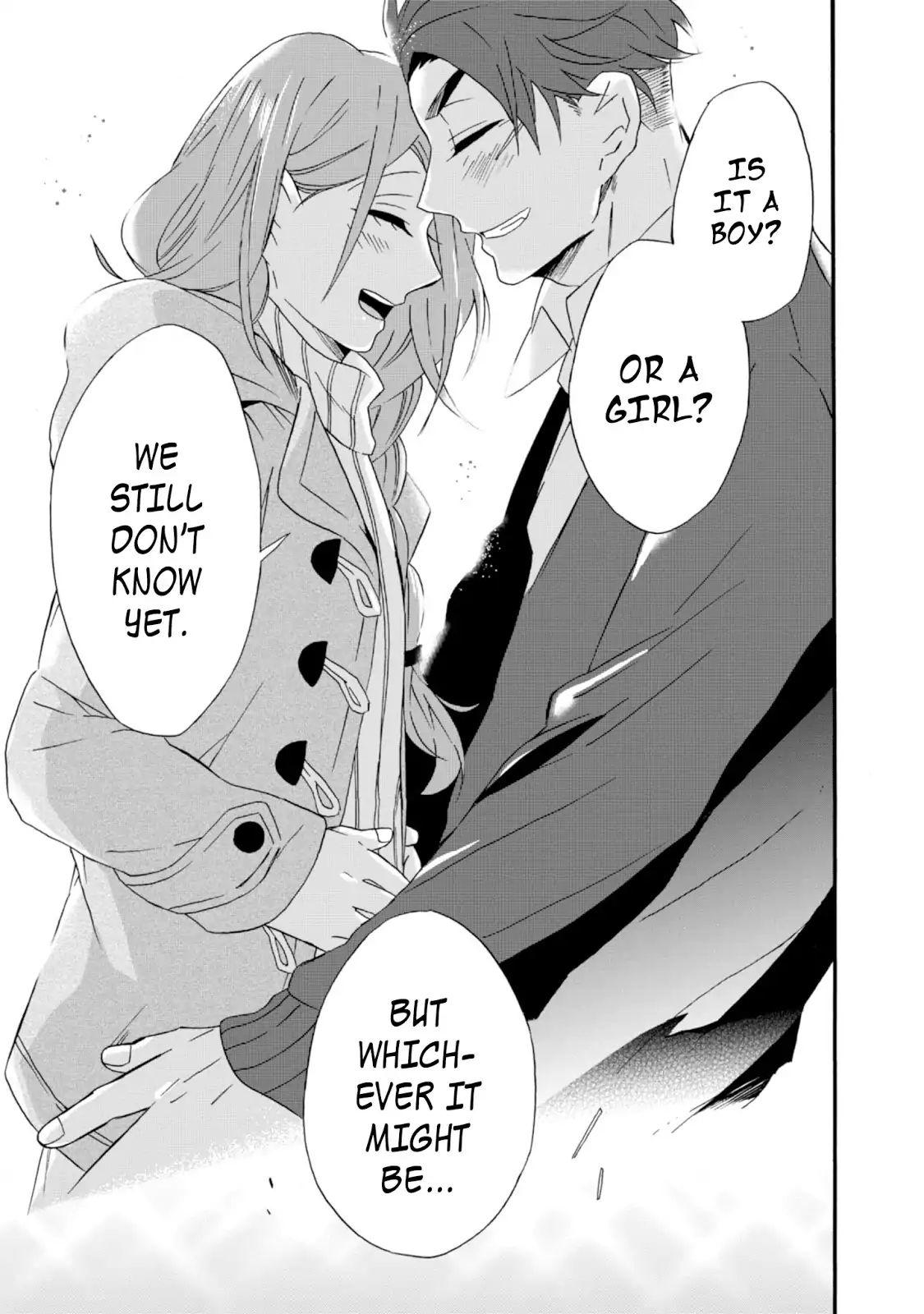 Will You Marry Me Again If You Are Reborn? Vol.2 Chapter 9: When I'm With You page 25 - Mangakakalots.com